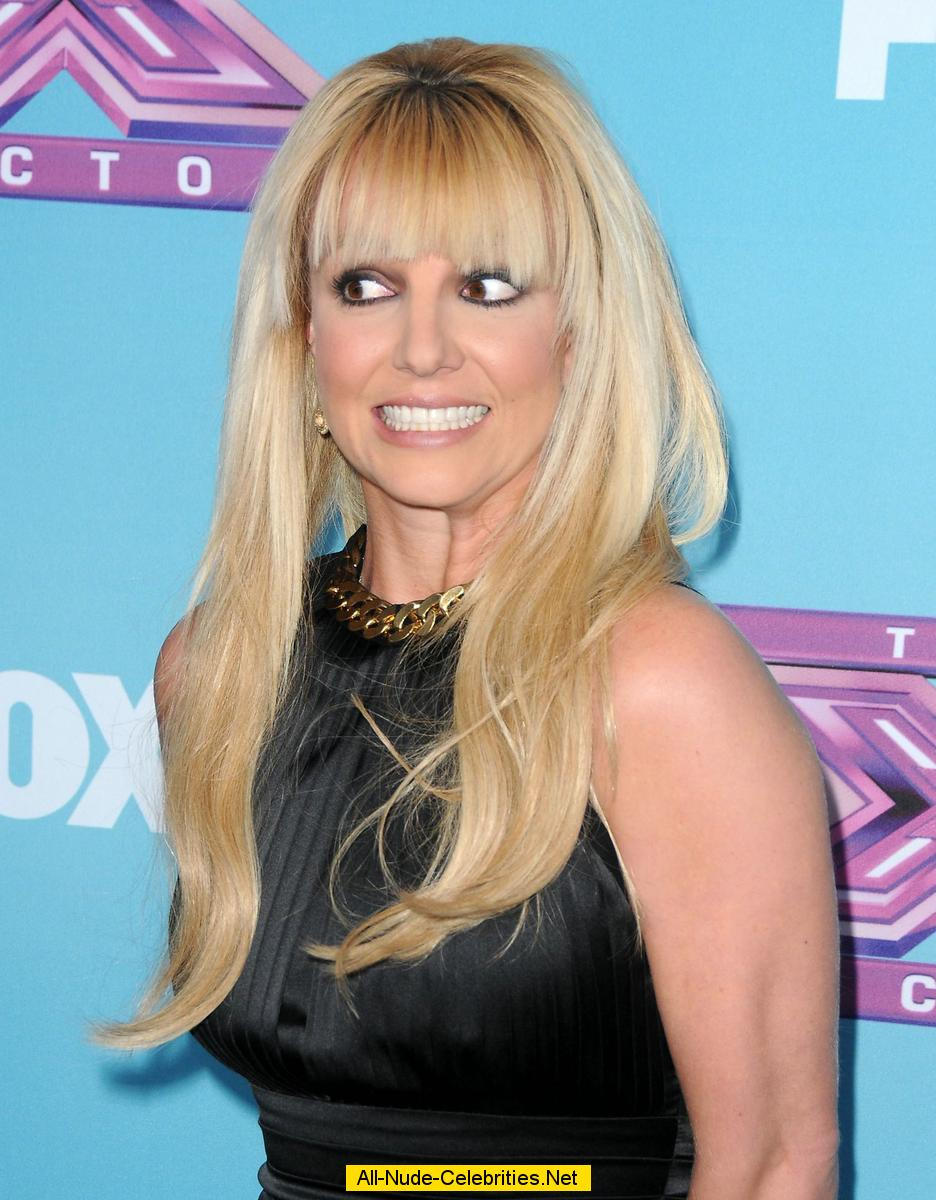 Britney Spears Picture 267 - The X Factor Season Finale Performances Show