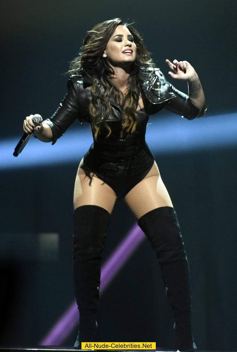 image Demi lovato stage teaser