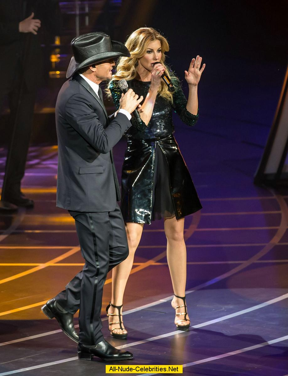 faith hill las vegas