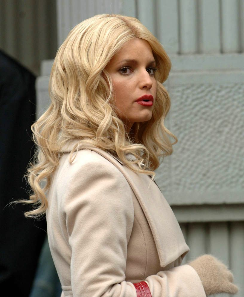 Jessica Simpson les adolescents