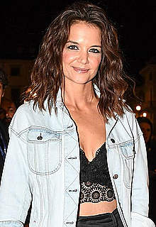 Katie Holmes at Intimissimi on Ice in Verona