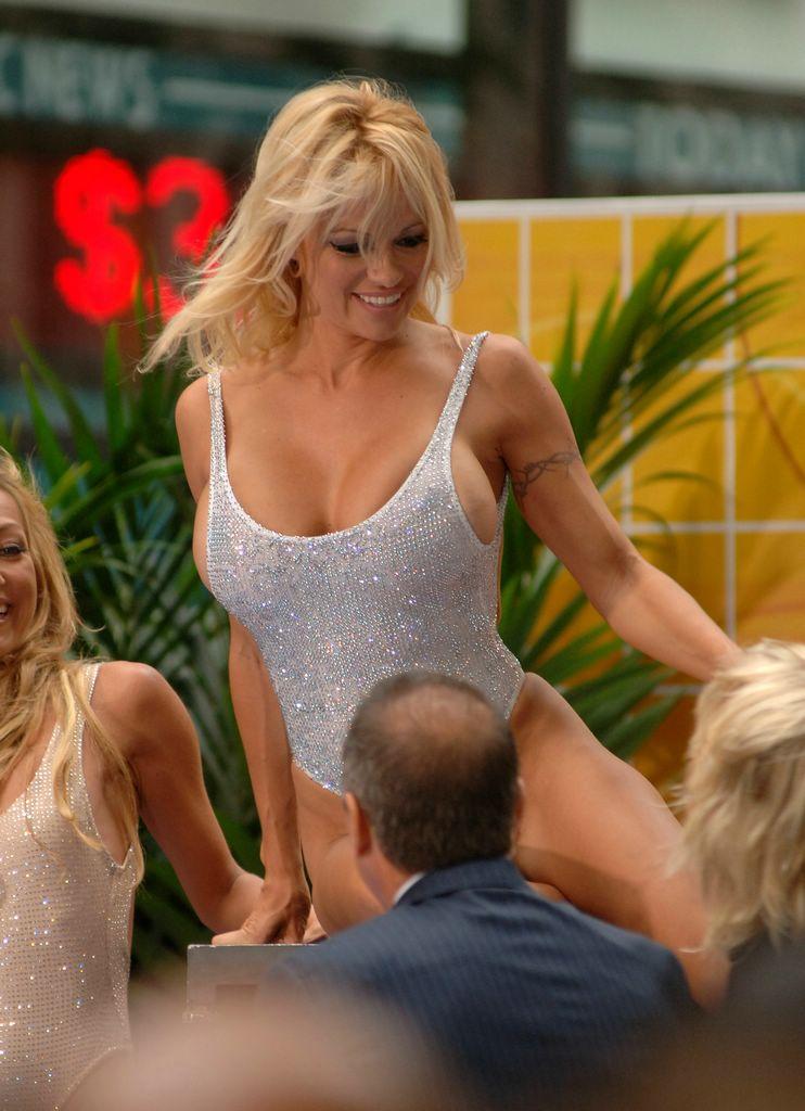 Pamela Anderson nackt Nacktbilder & Videos, Sextape