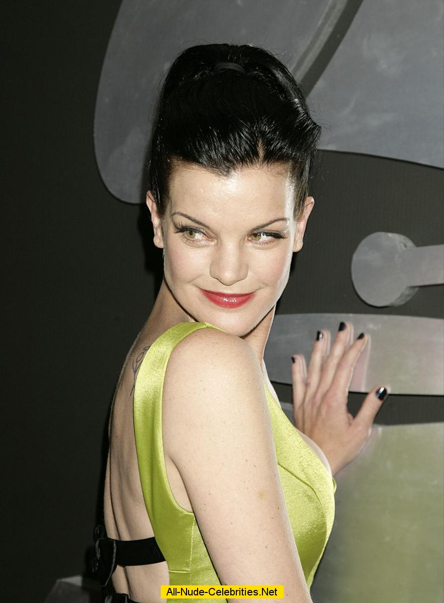 Pauley perrette nude images 3