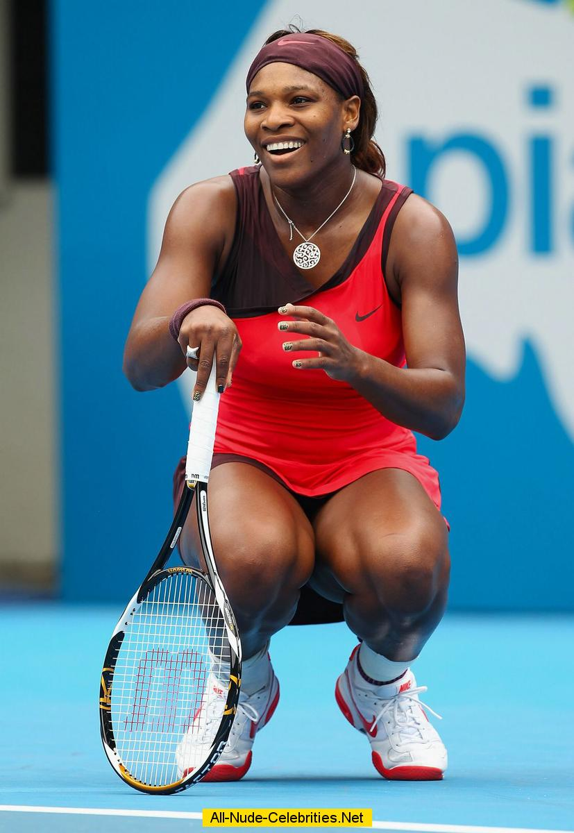 She? serena williams pussy please let